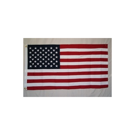 "USA 16""x24"" Cotton FLag"