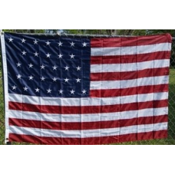 USA 31 Star (1851) Nylon 300D Embroidered Flag