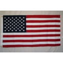 USA 5'x8' Cotton Flag