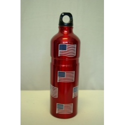 USA Aluminum Water Bottle