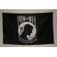 POW MIA 3'x5' Double Sided Polyester Flag