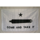 Gonzales 3'x5' Polyester Flag