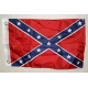 "Rebel 12""x18"" Polyester Flag"