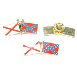 Alabama Battle Lapel Pin