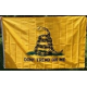 Gadsden 3'x5' Double Sided Nylon 210D Print Flag
