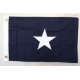 Bonnie Blue 3'x5' Cotton Flag