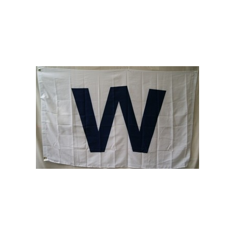 W 3'x5' Polyester Flag