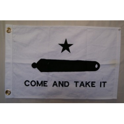 Gonzales 3'x5' Cotton Flag