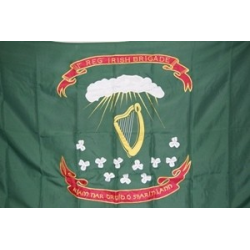 1st Regiment Irish Brigade 3'x5' 2ply