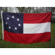 1st National 7 Stars 3'x5' Nylon Printed Flag