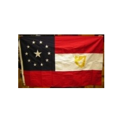 1st National 11 Stars Irish 3'x5' Cotton