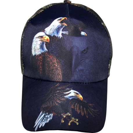 Eagles In Flight Cap