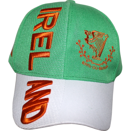 Ireland Rough Tex Erin Go Braugh Cap