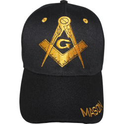 Masonic- Black Cap