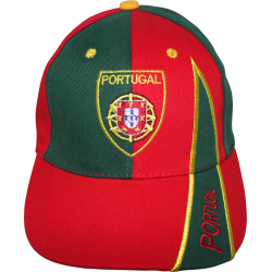 Portugal Rough Tex Cap