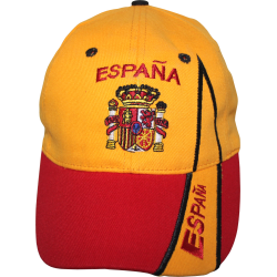 Spain Rough Tex- Cap