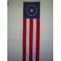 Colonial Pulldown Nylon Flag