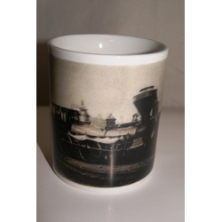 CSA Locomotive Mug