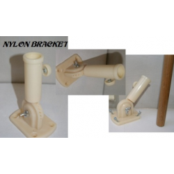 Nylon Adjustable Flag Bracket