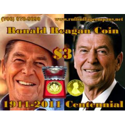 Ronald Reagan Commemorative Coin